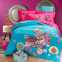 Peacock Feather Comforter Promotion-Shop for Promotional ...