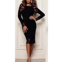 Popular Stretchy Dresses-Buy Cheap Stretchy Dresses lots ...