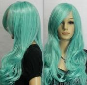 wig wom - realistic lace front