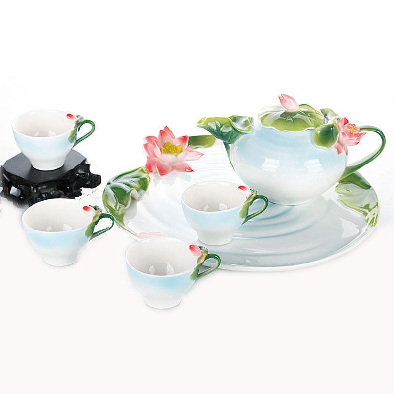 enamel porcelain fashion cute