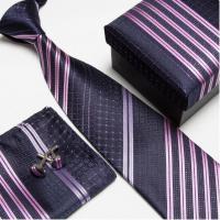 Aliexpress.com : Buy striped neck tie set neckties ...