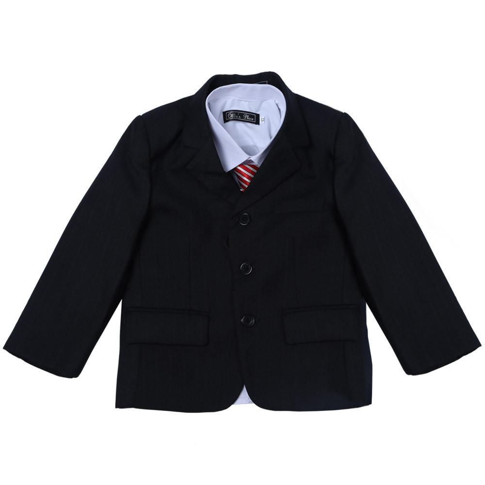 62eb8304d4f77 ⊹Agile Noir Costume Pour Garçon jogging garcon garçons costumes ...