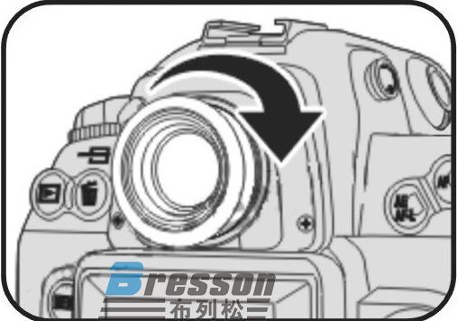 החדש ברסון 1.1 x-1.6 x זום עינית עינית זכוכית מגדלת עבור Canon Nikon SONY, Pentax