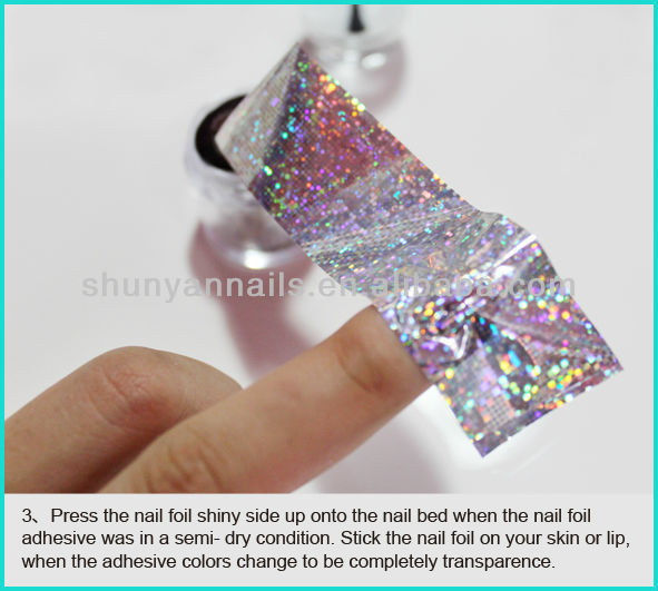 ᐊ10pcs/lot Nail Art Transfer Foils Stickers Super Beautiful Nail ...