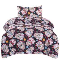 skull comforter sets - 28 images - featherweight beige ...