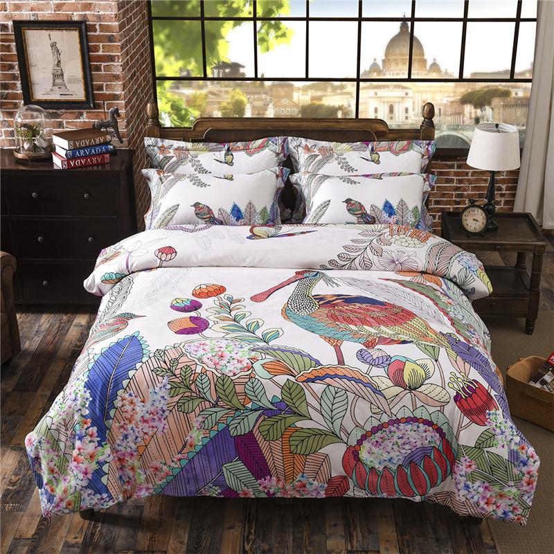 Online Get Cheap Tropical Comforter Sets
