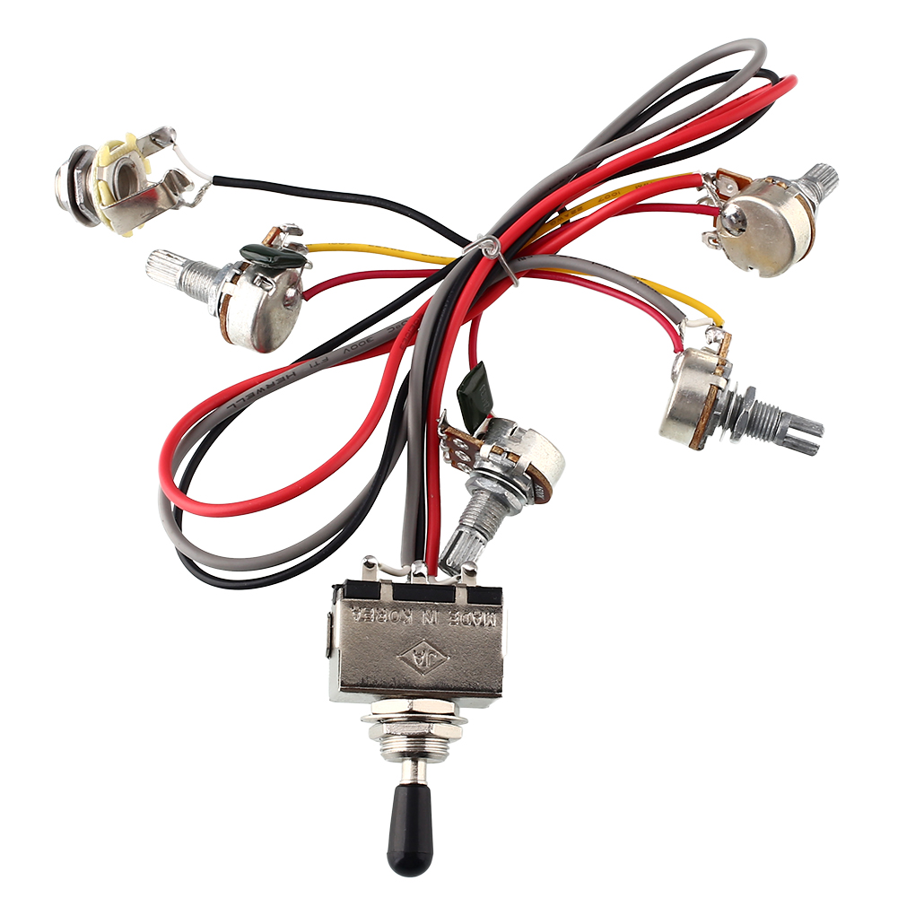 hight resolution of telecaster wiring diagram 500k pots 3 way toggle switch guitar wiring guitar pots wiring diagram push