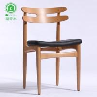 European Brahmin chair dining chair wood chair creative ...