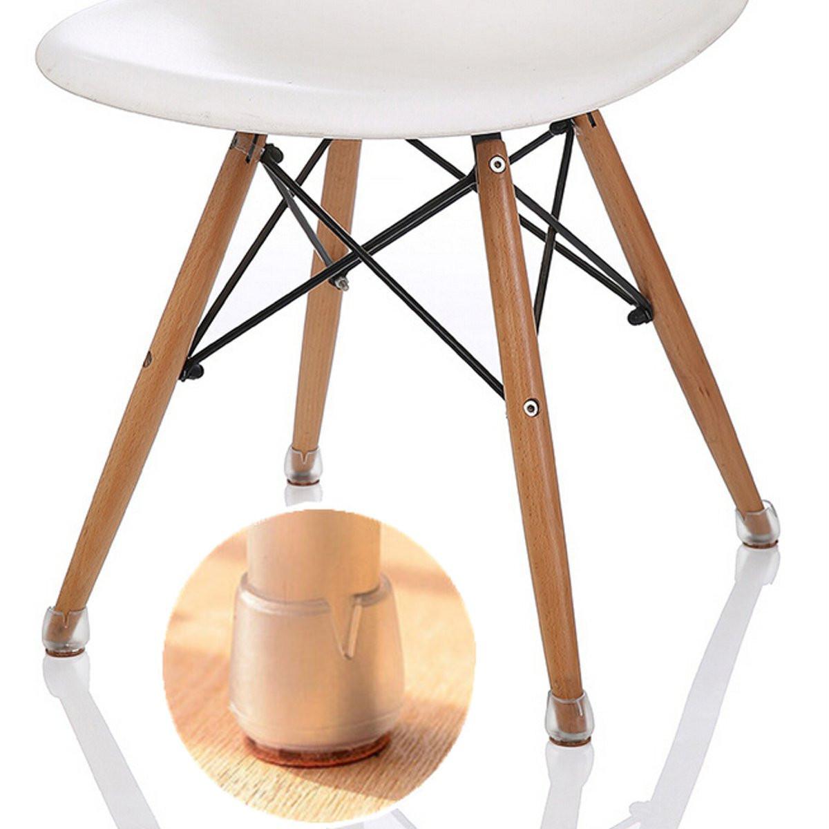 chair bottom pads cedar adirondack round leg caps rubber feet protector