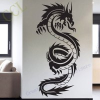 "China of Oriental Traditional Wall Stickers "" Dragon ..."