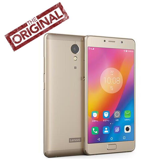 Original New Lenovo Vibe P2 LTE Cell Phone Android 6.0 Octa Core 2.5GHz 5.5inch Supper AMOLED 4G RAM 64G ROM Fingerprint 5100mAh