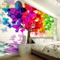 Aliexpress.com : Buy Customized Any Size 3D Wall Mural ...