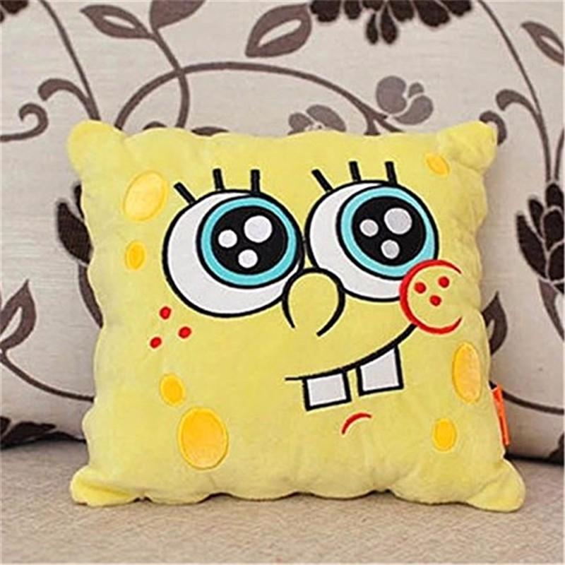 ᗑ 13 spongebob squarepants pillow series soft stuffed plush toy