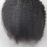 Peruvian Bulk Hair For Braiding 100g Curly No Weft Human ...