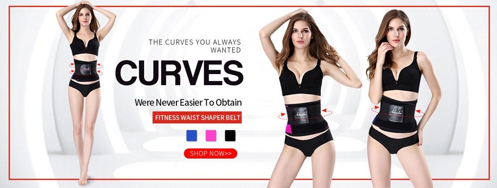 7c7a7554ec Aohaolee New Hot Shapers Waist Trainer Corsets Body Shapers Xtreme Power Belts  Waist Cincher Modeling Strap Waist Slimming Belts