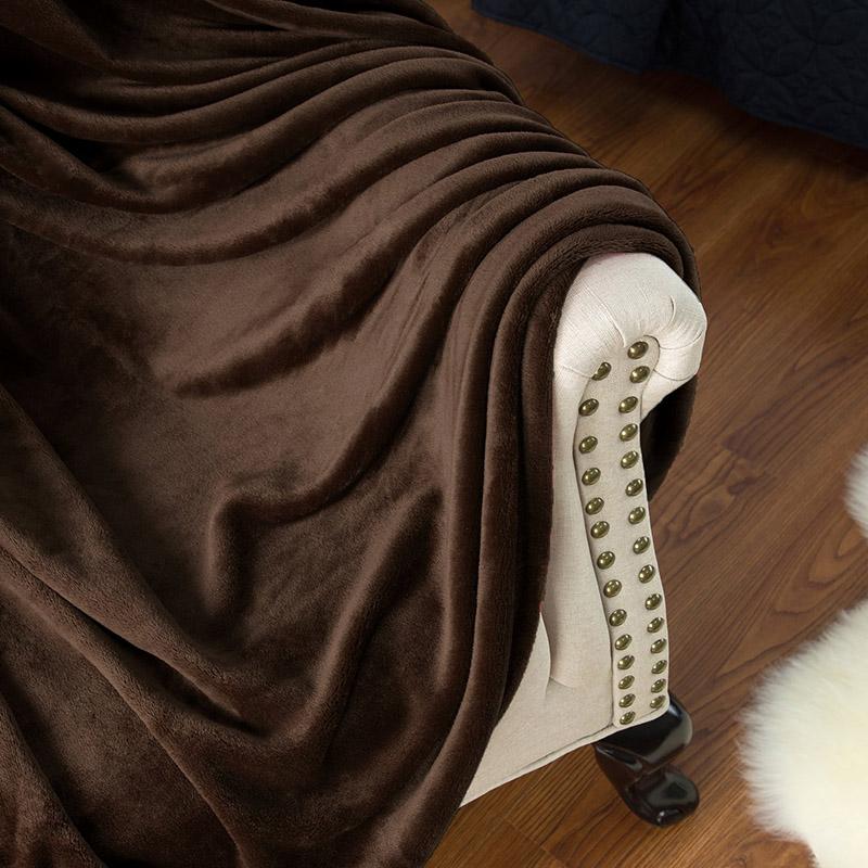 Métallisé Star 150 x 200 Canapé Lit Throw Blanket Couvre-Lit Canapé Couverture