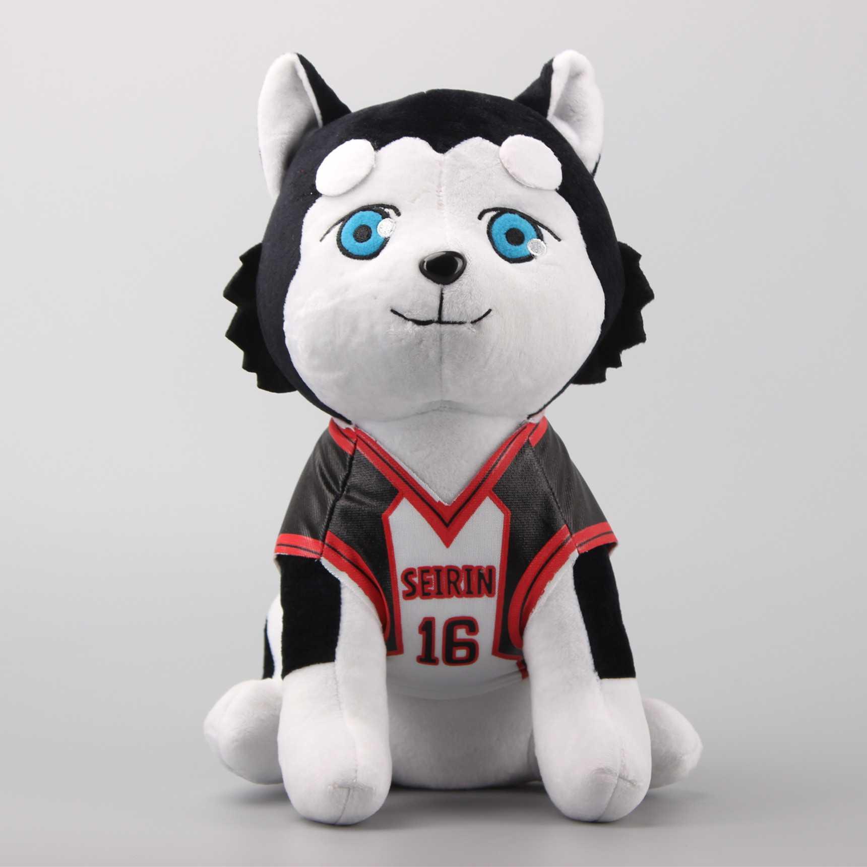 4 estilos anime kuroko no Basket kuroko Tetsuya 11 y seirin perro 16 peluche  Muñecas felpa Juguetes 12 30 cm 22f0f585309f