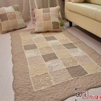 High Quality Printing High Quality Carpet Bedroom Pastoral