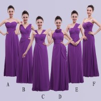 CONVERTIBLE BRIDESMAID DRESS - Yuman Dakren