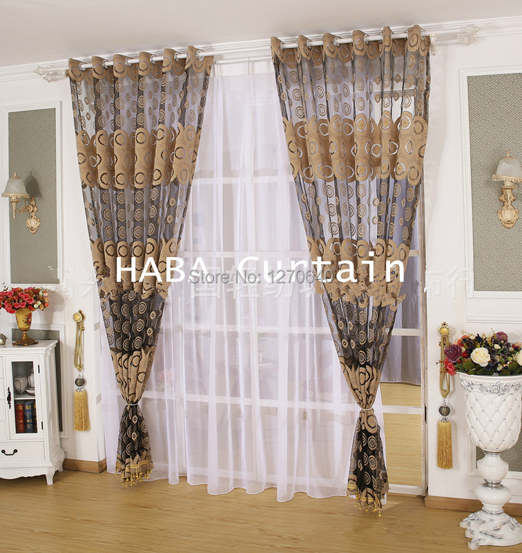 Curtain Voile Ideas