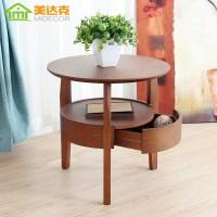 Wood Living Room Table Sets