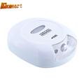 HGHomeart Motion Sensor Light LED Activated Toilet Light Bathroom Flush Toilet Lamp Battery Operated Night Light