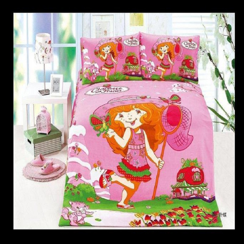 Strawberry Shortcake Bedding Reviews