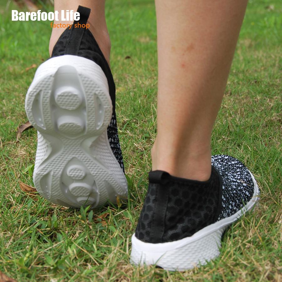 Mujer Verano Vida Zapatillas De Zapatos Deporte Nuevo 4icwqcp Barefoot aSrgaw0Z