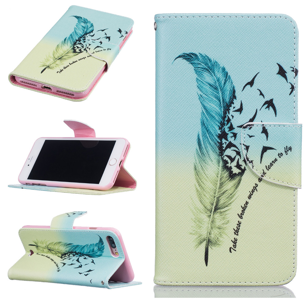 JFWEN For iphone 7 8 6 Plus X XS Max Case Leather For Coque iphone 7 X XS XR Case Cover Wallet Filp Phone Cases With Card Slot