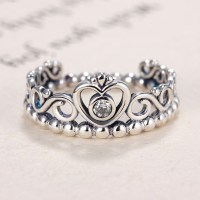 Popular Pandora Crown Ring-Buy Cheap Pandora Crown Ring ...