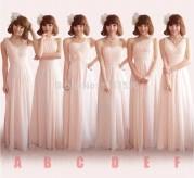 bridesmaid dresses color