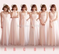 Bridesmaid Dresses Same Color Different Style | All Dress