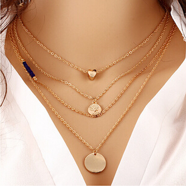 Image Result For Coin Long Necklace