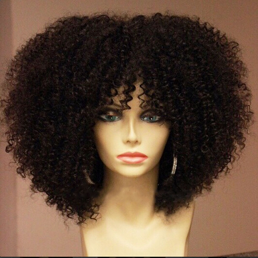 GRACEFUL HAIR MAKEOVER Frokinky wigs