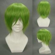 wig synthetic hair short kosuke