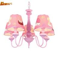 Popular Pink Chandelier for Kids Room