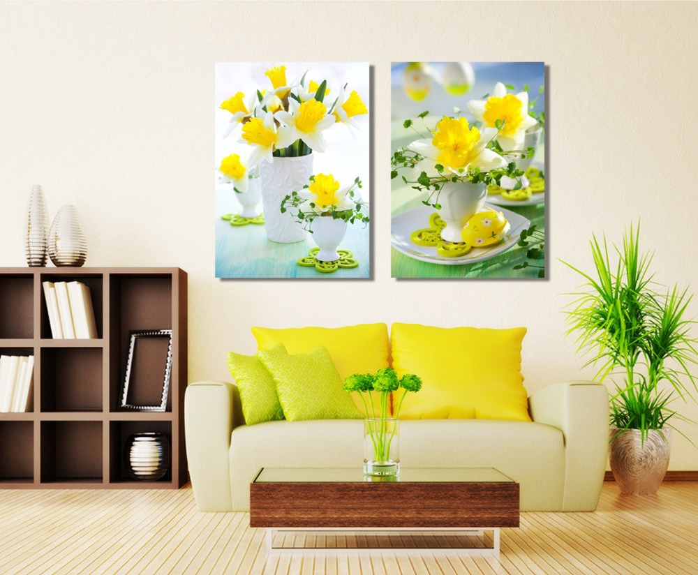 Free Shipping Canvas Painting Wealth And Luxury Golden