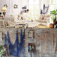 Beautiful Design Home Decoration Nautical Decorative 2M x ...