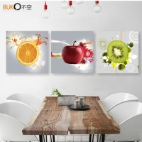 Online Buy Wholesale apple wall art from China apple wall ...