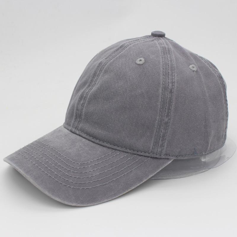 Estilo clásico hombres Denim sombrero gorra de béisbol al aire libre  ocasional Sol protección ajustable sombreros Cap chapeau ht51010 37 c831000334a