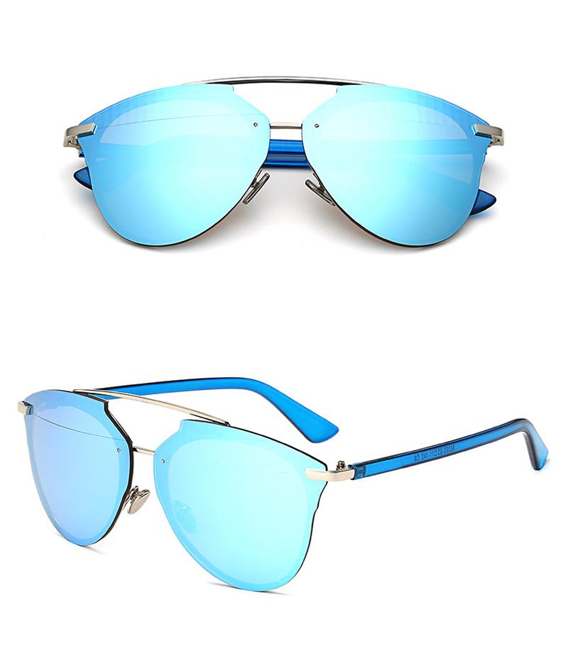 WWIN femmes mode lunettes de soleil creux cadre rond petit visage lunettes de soleil losange cadre creux miroir support boîte de sunglass Wit czlYV4o