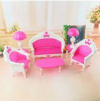 Barbie Living Room Furniture Set - Bestsciaticatreatments.com