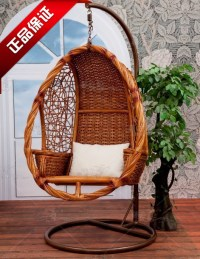 Deluxe bird nest outdoor swing chair indoor hanging chair ...