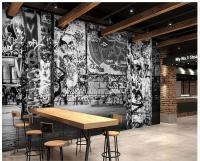 Customized wallpaper for walls 3 d wall murals wallpaper ...