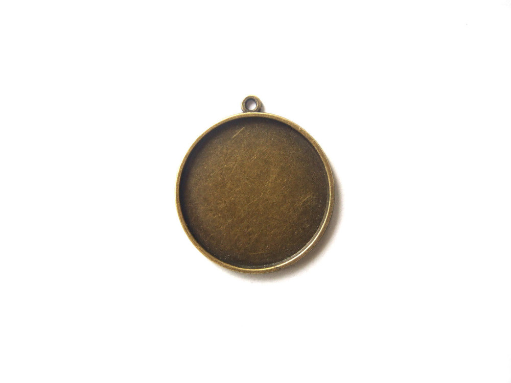 10pcs antique bronze alloy round cameo cabochon pendant setting cabochon base setting 20mm cameo base tray pendant blanks bezel round bezel pendant tray setting with and bezel settingcabochon tray antique mozeypictures Choice Image