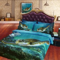 Sea Turtle Bedding Promotion