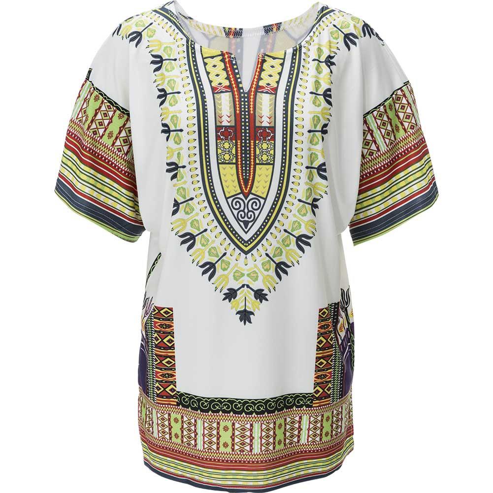 ✓Bazin 2018 Dashiki African Dresses Clothing Women Promotion Cotton ...