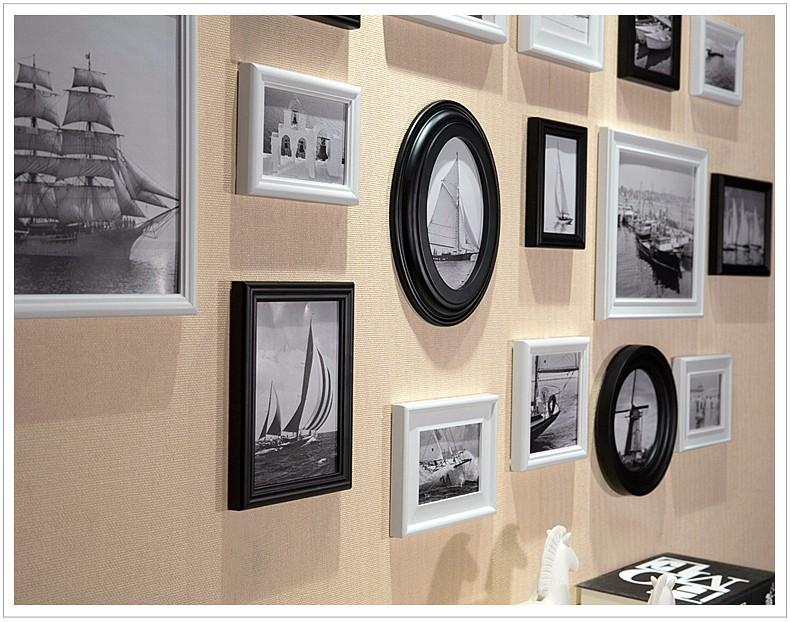 ღ ღ16 unids/set collage de fotos Marcos set, vintage Marcos S ...
