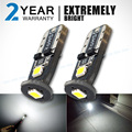 OGA 2PCS Super Bright SMD 12V T10 W5W 168 194 Car LED Auto Clearance Door Reading