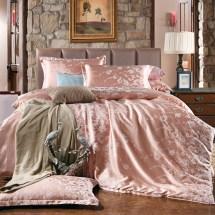 Pink Satin Comforter Promotion- Promotional